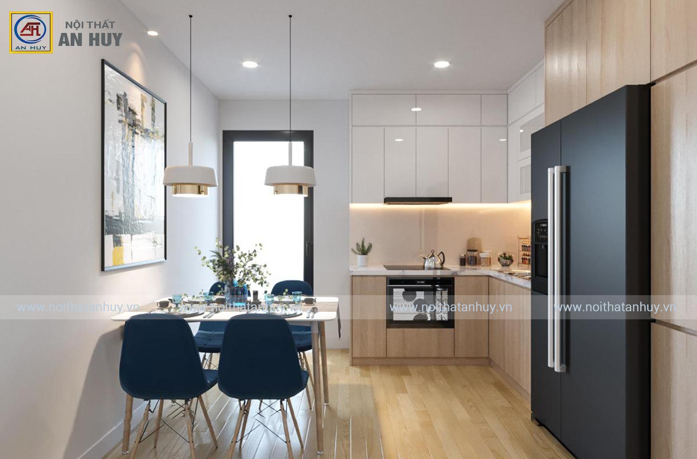 Thiết kế nội thất nhà phố Xuân Đỉnh – Hà Nội