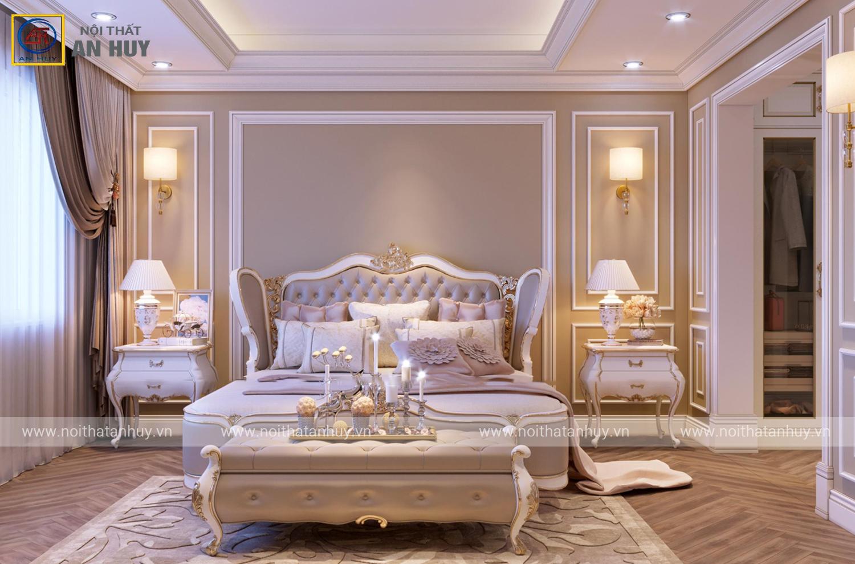 Cải tạo căn hộ chung cư HuynDai Hà Đông 120m2 với 3 phòng ngủ