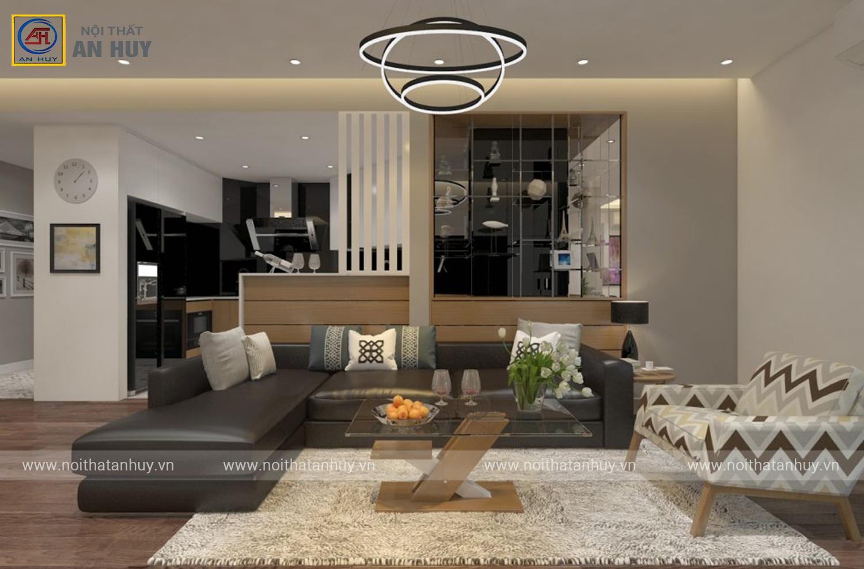 Thi công hoàn thiện nội thất 3 phòng ngủ – Unimax Hà Đông