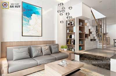 Thiết kế thi công nội thất nhà phố tại Từ Sơn Bắc Ninh