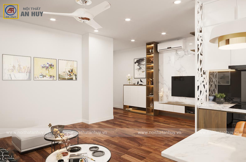Cải tạo nội thất chung cư Hà Đông