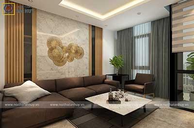 Thiết kế nội thất nhà phố 90m2