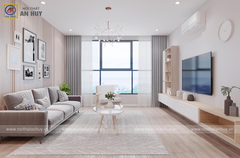 Thiết kế thi công nội thất Hàn Quốc – chung cư Thăng Long Number One