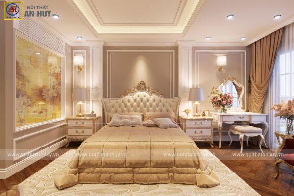 Thiết kế nội thất nhà phố Hoàng Sâm – Hà Nội